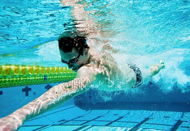 Entrenamiento de natación online personalizado