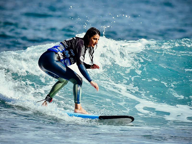 viajes a canarias surf desde madrid