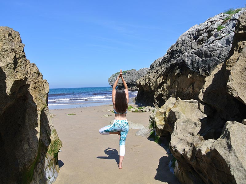 Yoga para surfistas