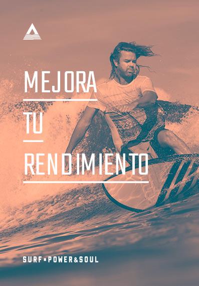 Entrenamiento surf mejorar surf en Madrid