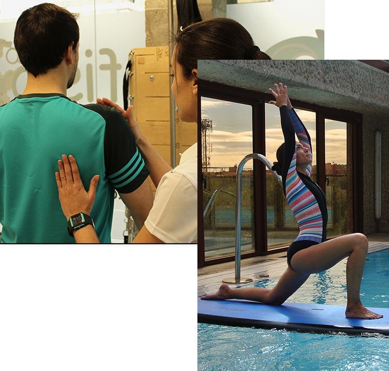 Fisioterapia en Madrid para surfistas