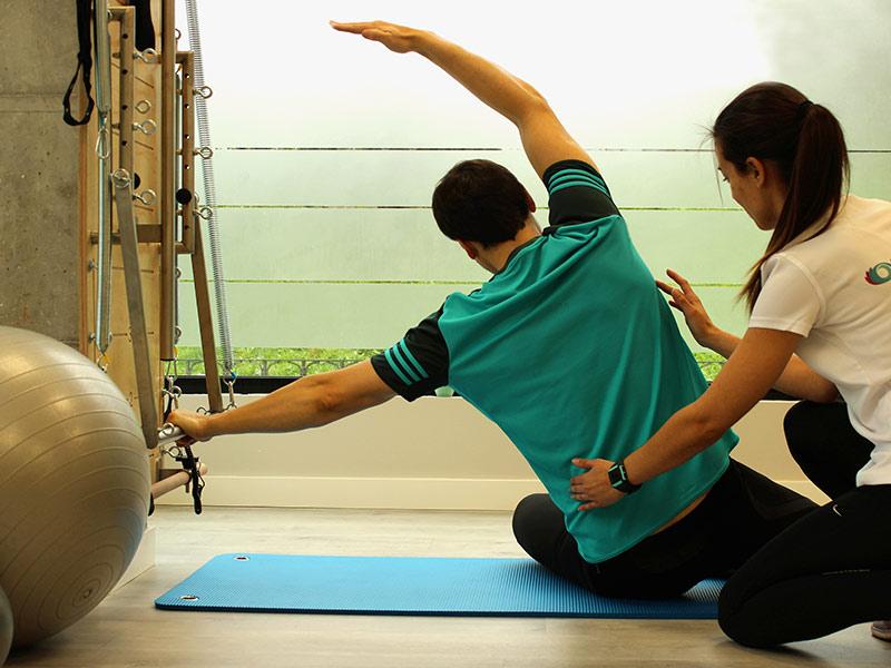 fisioterapia madrid para surfistas