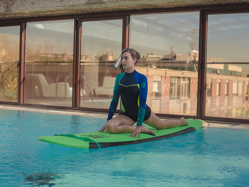 SUP YOGA & PILATES MADRID