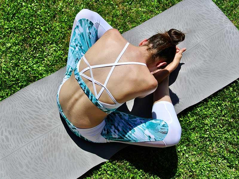 Iniciación de yoga para surfistas